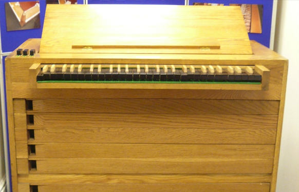 Hire Organ David Wells Organ Builders
